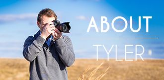 About Wedding Photographer, C. Tyler Corvin